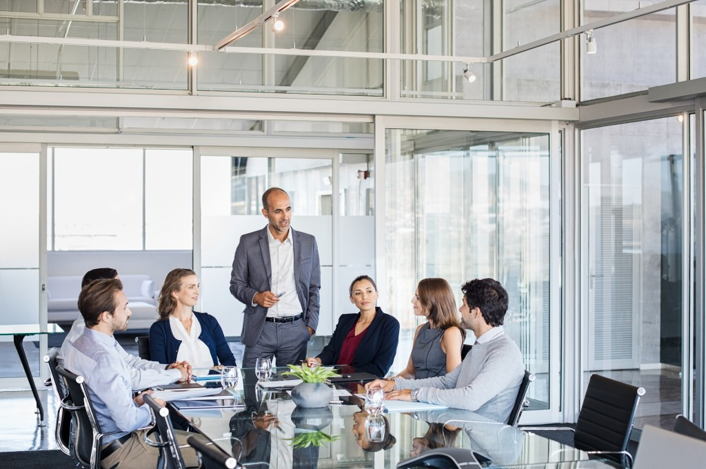 Conference Room Conversations: What Executives Talk About