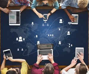 digitalization concept