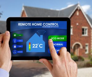 remote app for smart house