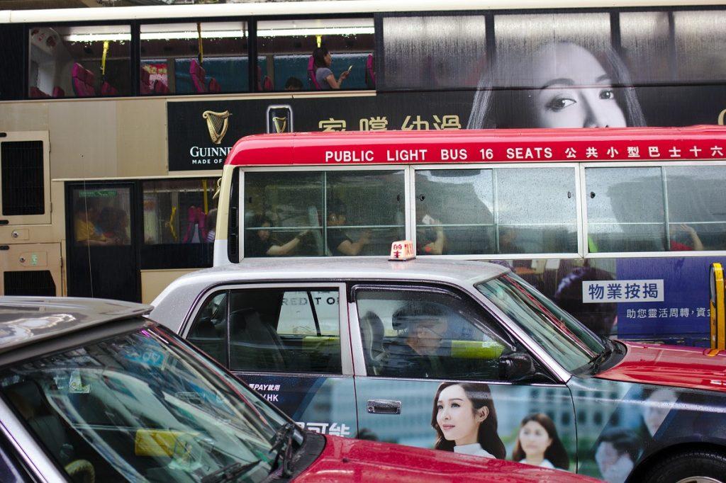 public transportation concept